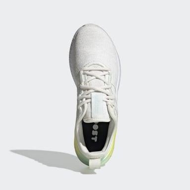 Women's sport_inspired White Kaptir Super Shoes