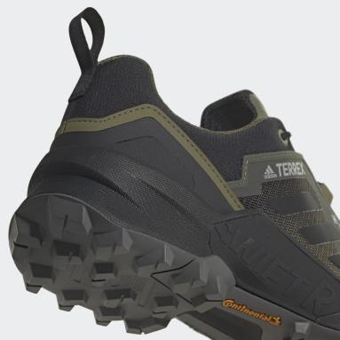 Zapatillas de Senderismo Terrex Swift R3 GORE-TEX Verde Hombre TERREX
