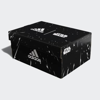 Kids Basketball Black Harden Vol. 4 Star Wars Lightsaber Purple Shoes