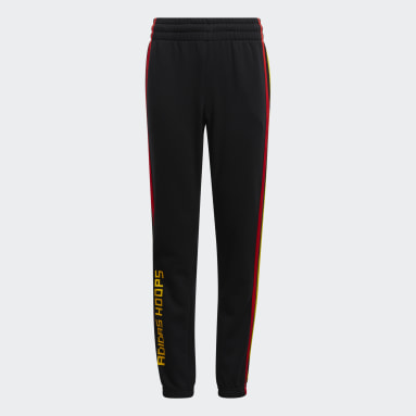 Pantalon de basketball adidas x LEGO® Noir Enfants Basketball