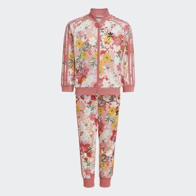 Ensemble HER Studio London Floral SST Rose Enfants Originals