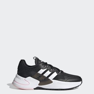 Women Sport Inspired Black Roamer Shoes