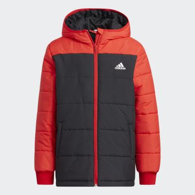 черный Утепленная куртка Winter