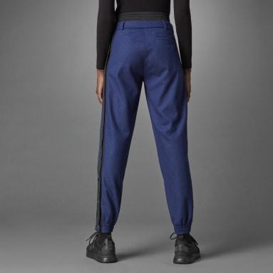 Dam Originals Blå Blue Version Wool Adibreak Track Pants