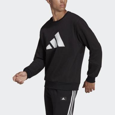 Sudadera adidas Sportswear Future Icons Winterized Negro Hombre Sportswear
