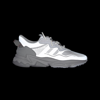 Men Originals Grey OZWEEGO OZWG Shoes