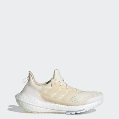 Ultraboost 21 COLD.RDY Shoes Bialy