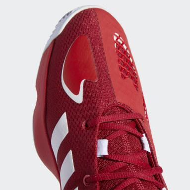 Sapatilhas Pro N3XT 2021 Vermelho Basquetebol