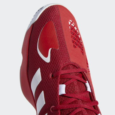 Zapatilla Pro N3XT 2021 Rojo Baloncesto