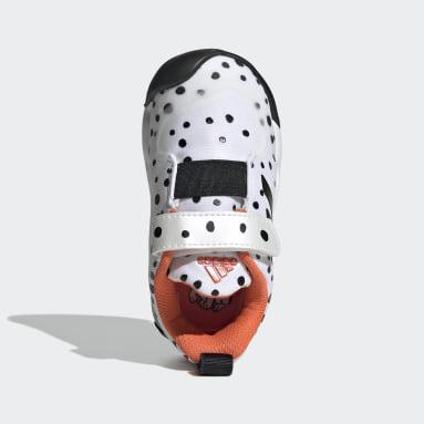 Infants เทรนนิง สีขาว รองเท้า Disney 101 Dalmatians ActivePlay