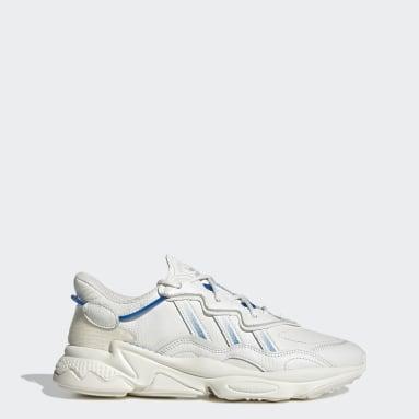 Men Originals White OZWEEGO Shoes