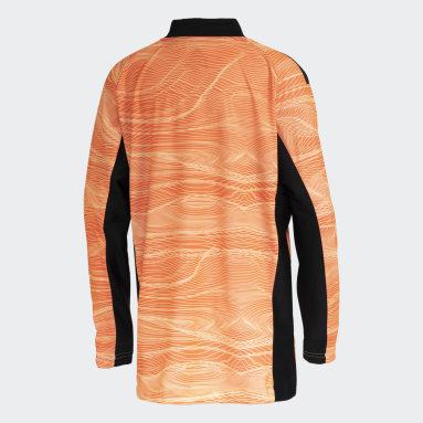Camisa Goleiro Condivo Laranja Meninos Futebol