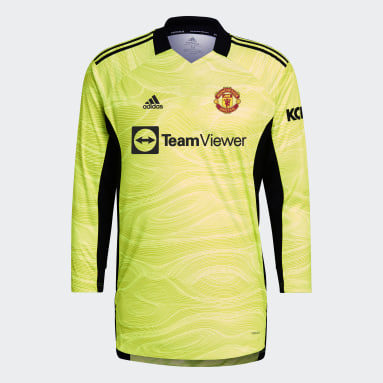 MUFC H GK JSYYL Żółty