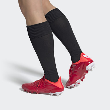 Fodbold Rød Copa Sense.1 Artificial Grass støvler