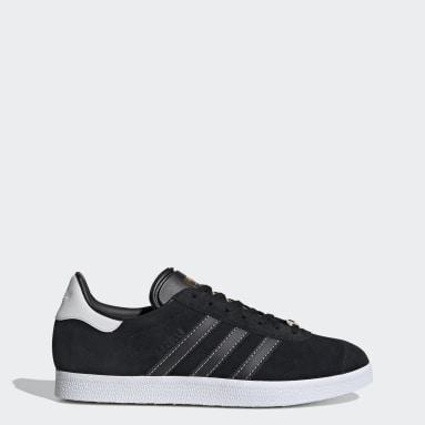 Men Originals Black Gazelle Shoes
