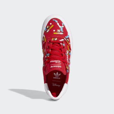 Kinderen Originals Rood 3MC x Disney Sport Goofy Schoenen