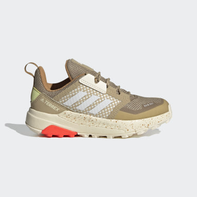 Chaussure de randonnée Terrex Trailmaker RAIN.RDY Beige Enfants TERREX