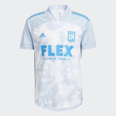 Men's Soccer Blue Los Angeles FC Condivo Primeblue Jersey