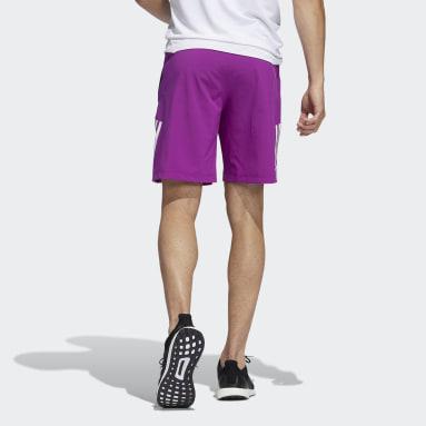 Men Gym & Training Pink AEROREADY Lyte Ryde Shorts