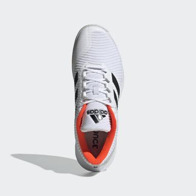 Tafeltennis Wit ForceBounce Handbalschoenen