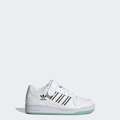 Kids 4-8 Years Originals White adidas x Kevin Lyons Forum Low Shoes