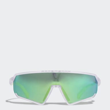 Baseball Grey Sport Sunglasses SP0017