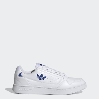 Erkek Originals Beyaz NY 90 Ayakkabı