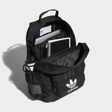 Originals Black 3-Stripes Backpack 2.0