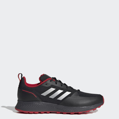 Run Falcon 2.0 TR Shoes Czerń