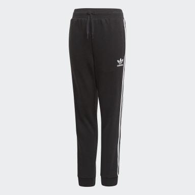 Pantalon3-Stripes Noir Enfants Originals