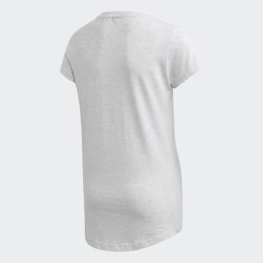 Camiseta ID Winner Branco Meninas Training