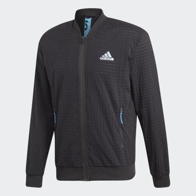 Men's Tennis Black Escouade Jacket