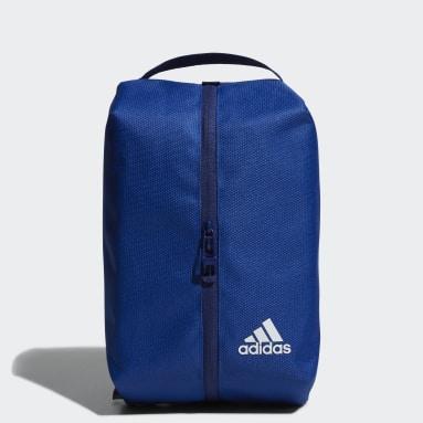 Training Blue Endurance Packing System Shoe Bag