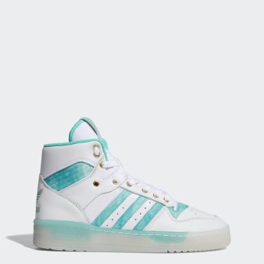 Men Originals White Rivalry Shoes