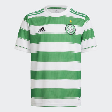 Celtic FC 21/22 Hjemmetrøye Hvit