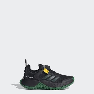 เด็ก วิ่ง สีดำ รองเท้ากีฬา adidas x LEGO®