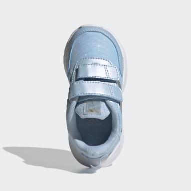 Infants Running Blue Tensaur Run Shoes