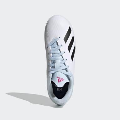 X 19.4 Indoor Fotballsko Hvit