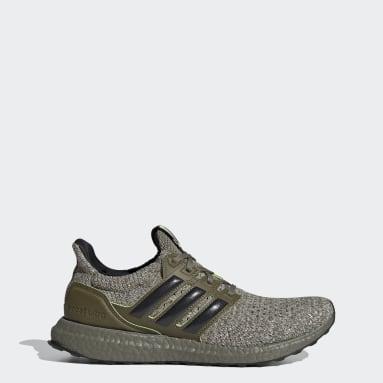 Running Green Ultraboost DNA x Star Wars Yoda Shoes