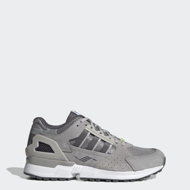 Men Originals Grey ZX 10000 Shoes