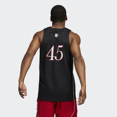 Men's Basketball Black Donovan Mitchell Cardinals Swingman Jersey