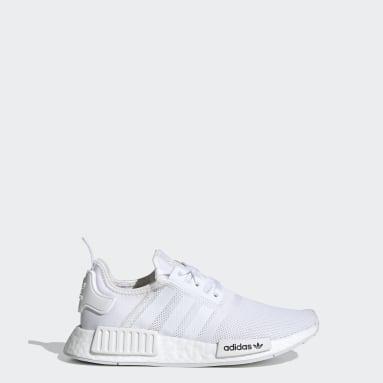 Kinder Originals NMD_R1 Schuh Weiß