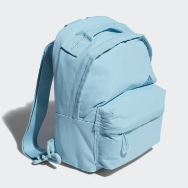 Women Volleyball Blue Mini Backpack
