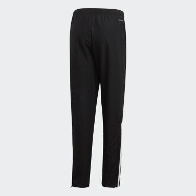 Pantaloni Regista 18 Woven Nero Uomo Calcio