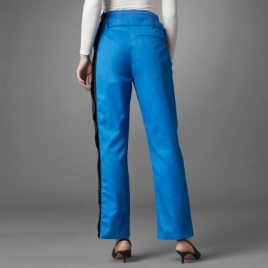 Women Originals Blue Blue Version Woven Adibreak Track Pants