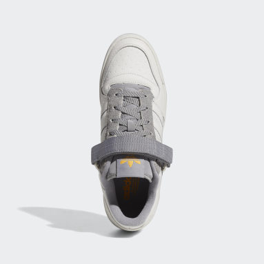 Chaussure Forum Low Gris Originals