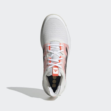 Men's Volleyball White CrazyFlight Tokyo Volleyball Shoes