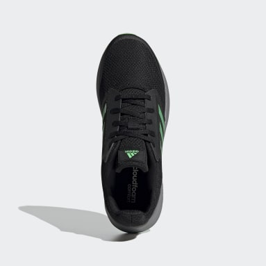 Zapatillas Galaxy 5 Negro Hombre Running