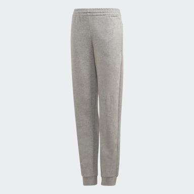 Pantaloni Linear Grigio Ragazza Sportswear