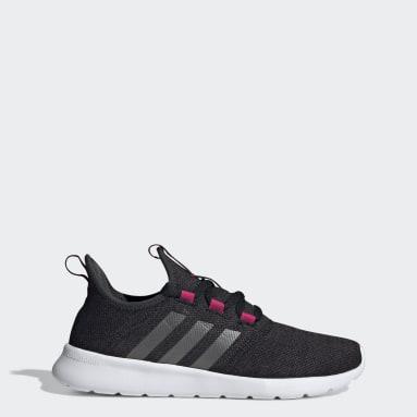 Women Sport Inspired Black Cloudfoam Pure 2.0 Shoes
